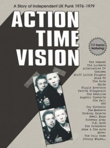 Action Time Vision: A Story of Independent UK Punk 1976-1979 – Various Artists 4 CD boxed set reviewed
