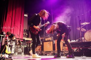Cage The Elephant: Manchester Albert Hall – Live Review