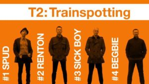 T2: Trainspotting – film review