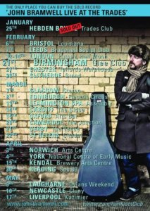 John Bramwell from I Am Kloot sets out on solo tour