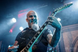 Anthrax – interview and live review