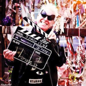 'Smash It Up' Series of Video Interviews with key players from 70's UK Punk: starting with Spizz