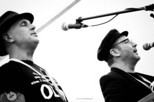 Interview: Henry Priestman and Les Glover