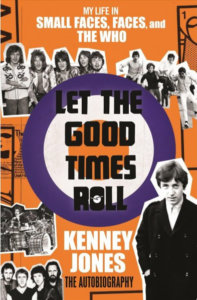 Kenny Jones,  Let The Good Time Roll – book review
