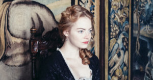 Emma Stone: The Favourite – interview