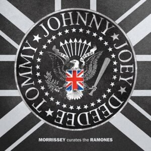 Morrissey to curate Ramones album for Record Store Day event : artwork and tracklisting here
