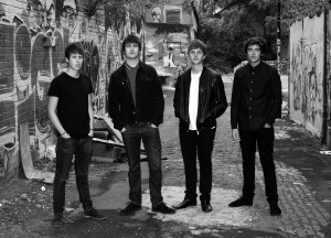 Watch This! Sheffield four piece The Sherlocks, released their brand new single 'Escapade'