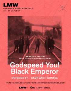 Godspeed You! Black Emperor Announced For Liverpool Music Week 2015