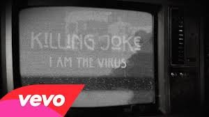 WATCH THIS: video for Killing Joke's brilliant new single