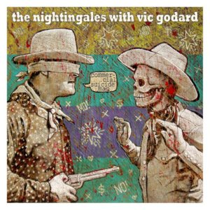 The Nightingales with Vic Godard – 'Commercial Suicide Man – Single Review &  Lyrics, Smash Hits style!