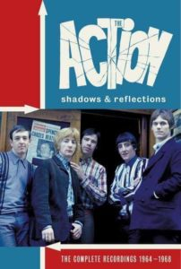 Mod band The Action new albums and DVD news