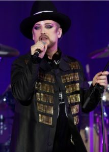 Boy George and Culture Club, B-52s and Tom Bailey: Forest Hills Stadium – live review