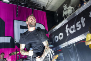 IDLES: Riverside, Newcastle – live review