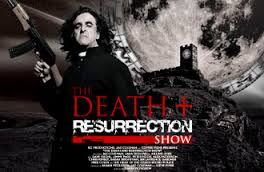 Killing Joke : The Death and Resurrection Show : film review