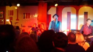 The Professionals: 100 Club, London -Live Review