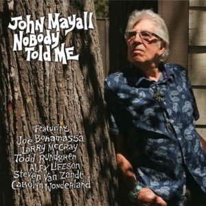 John Mayall: Nobody Told Me – new album review and interview