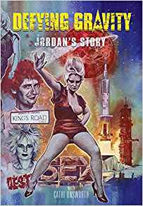 'Defying Gravity' Jordan's book about her iconic days is the last great punk story and beautifully told