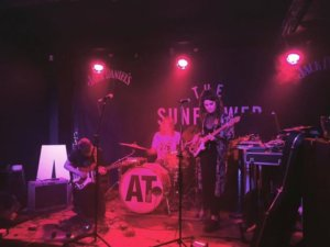 Exhailers: Sunflower Lounge, Birmingham – live review