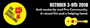 RECOMMENDED GIG : punk and hip hop mini fest for the homeless in Dublin