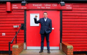 Interview: Paul Clarke talks to Mark Thomas about his new show Red Shed
