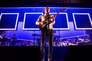 Bombay Bicycle Club: Alexandra Palace, London – live review