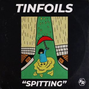 Exclusive Premiere! Tinfoils release new video and single Spitting.