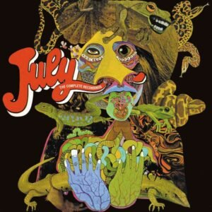 July – The Complete Recordings – album review