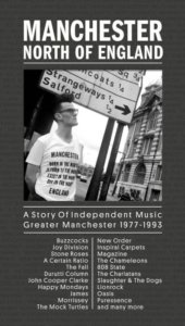 A seven CD, 143-track journey through Greater Manchester's independent music is released
