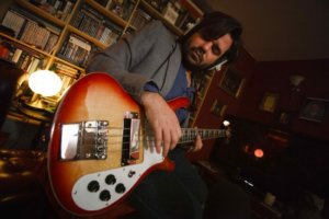 Matt Berry: The Blue Elephant interview with a slice of Toast!