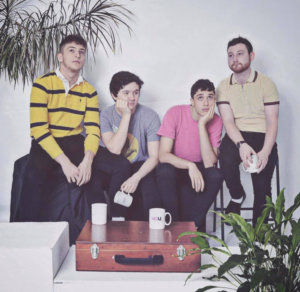 Listen to This! Manchester's MCRAE Premiere Postapocalipstick Arguably Their Poppiest Track to Date
