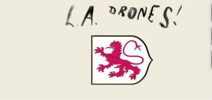 L.A.'s Most Notorious Indie Electro Duo L.A. DRONES! Release their long-awaited new album