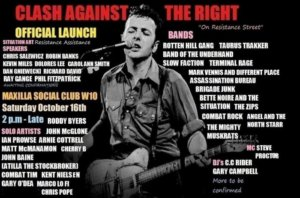 Defending The Clash: Welcome to the Resistance: CATR Radio & Live