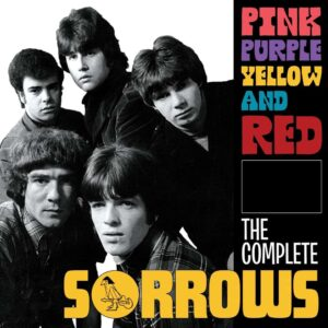 The Sorrows: Pink, Purple, Yellow And Red – album review
