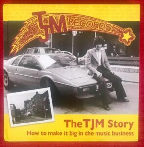 The TJM Story by Tony Davidson – book review