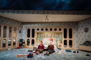 The Memory of Water: The Hampstead Theatre – review