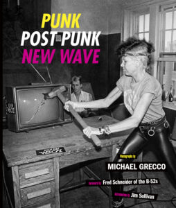 Michael Grecco, US punk and post punk photographer – interview