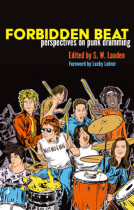 New Book Celebrates 50 Years of Punk Drumming